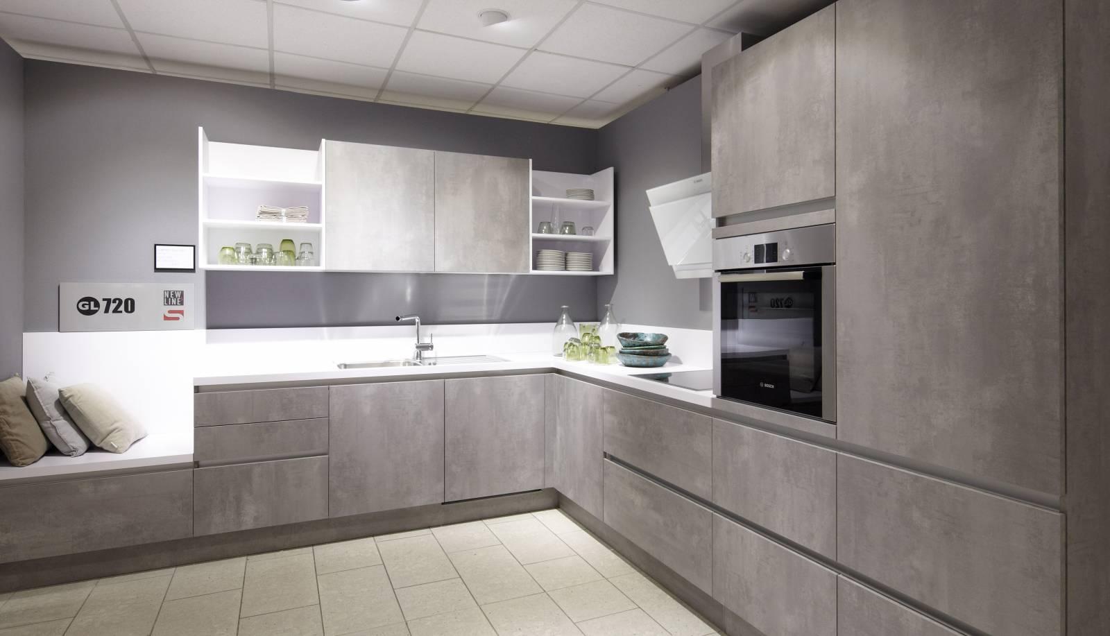 cuisines en ciment ou b ton cuisiniste haut de gamme lyon am nagement cuisine. Black Bedroom Furniture Sets. Home Design Ideas