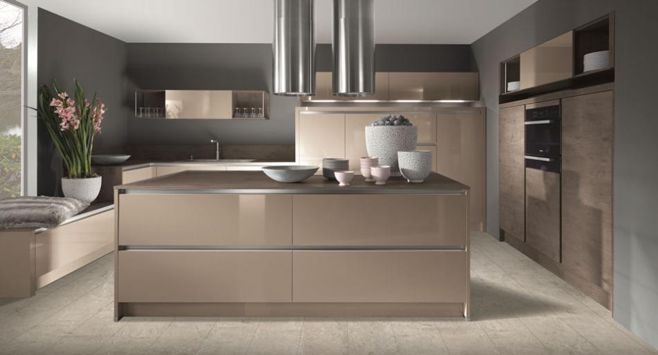cuisiniste haut de gamme lyon am nagement cuisine contemporaine schott cuisines. Black Bedroom Furniture Sets. Home Design Ideas