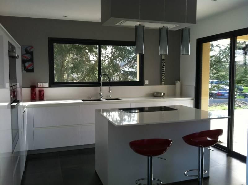 Devis cuisine design lyon cuisiniste haut de gamme lyon am nagement cuisine - Schott cuisine ...