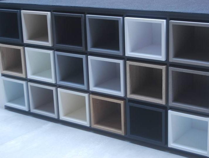 Caissons de meubles de cuisine cuisiniste haut de gamme lyon am nagement cuisine - Schott cuisine ...