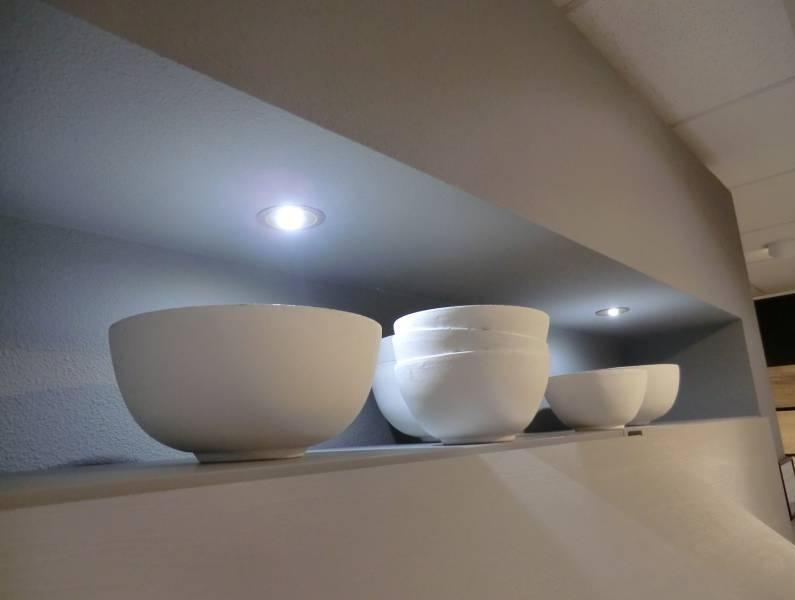 Eclairage meubles de cuisine cuisiniste haut de gamme lyon am nagement cuisine - Schott cuisine ...